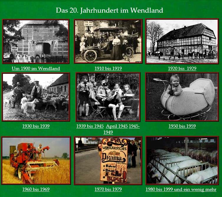 Damals im Wendland - Ein Einblick in das Archiv