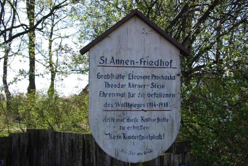 Eleonore Prochaska - Gedenkstätte in Dannenberg (Elbe)