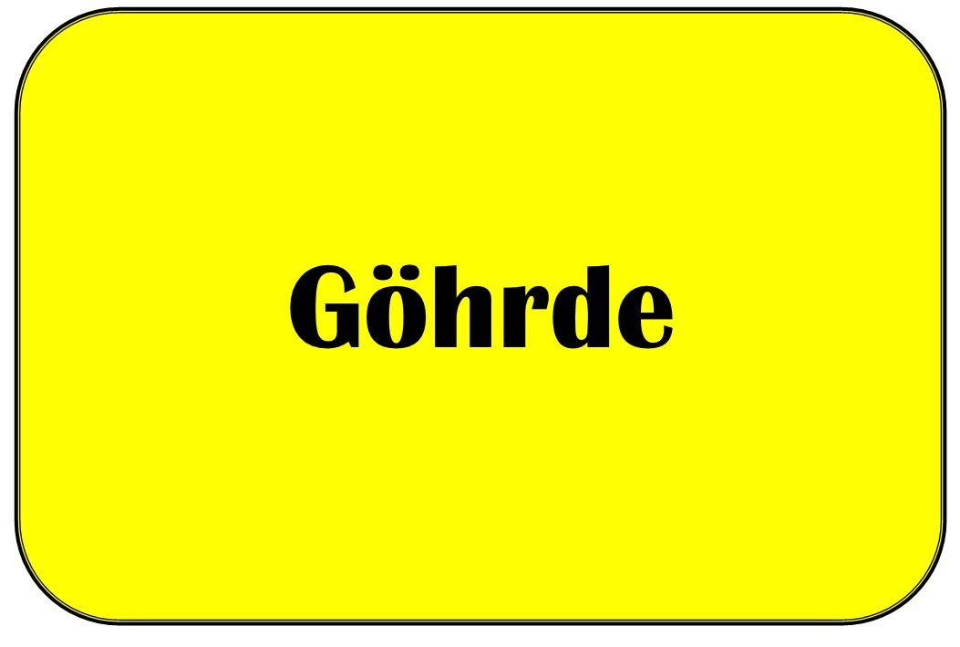 Gemeinde Göhrde