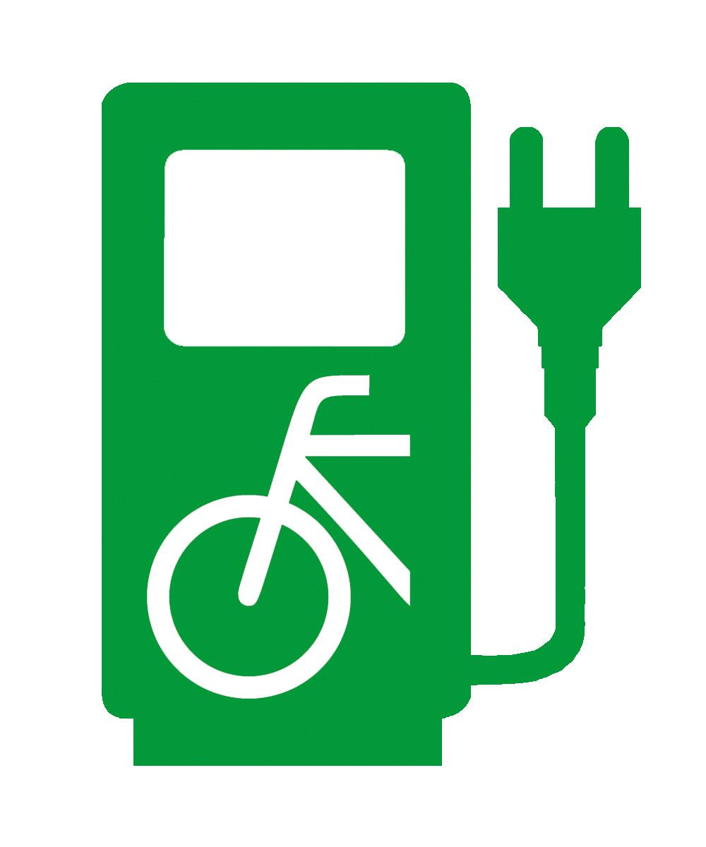Stromtankstelle für E-Bikes - Touristinformation Dannenberg (Elbe)