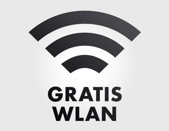 kostenlose WLAN-Spots