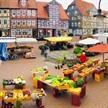 Wochenmarkt Lüchow (Wendland)